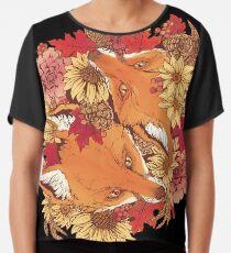 Blusa Autumn Fox Bloom