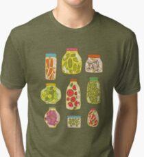 Autumn pickled vegetables Tri-blend T-Shirt