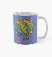 Bison, from the AlphaPod collection Mug