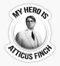 Atticus Finch Sticker