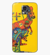 Kangaroo, from the AlphaPod collection Case/Skin for Samsung Galaxy