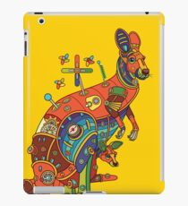 Kangaroo, from the AlphaPod collection iPad Case/Skin