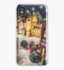 A Snowy Evening iPhone Case