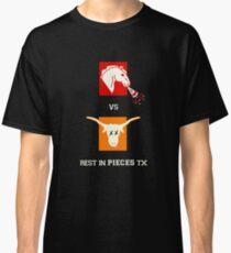 Ok vs tx Classic T-Shirt