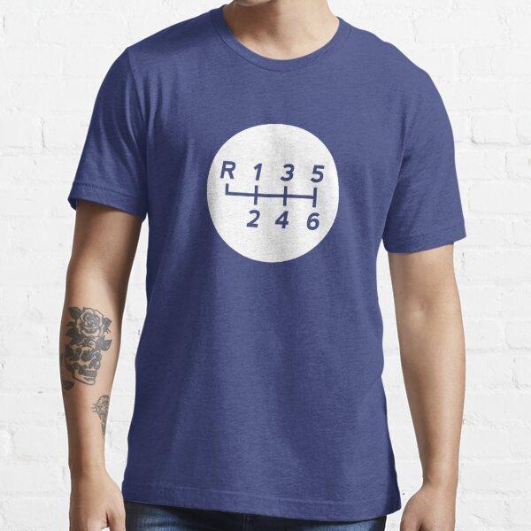 Manual Transmission Shift Pattern 1 Essential T-Shirt