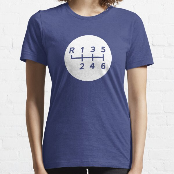 Manual Transmission Shift Pattern 1 Essential T-Shirt