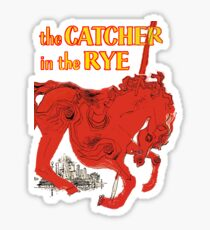 The Catcher in the Rye Sticker