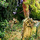 Graveyard in Oxford by KBeyer