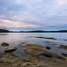 Pigsties Bay, Tasmania by fiona-gumboots