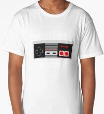Classically Trained - Nintendo Games Gamer Video Games Nerd Geek Play Station Long T-Shirt