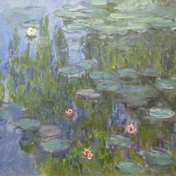 Claude Monet - Nympheas by mosfunky