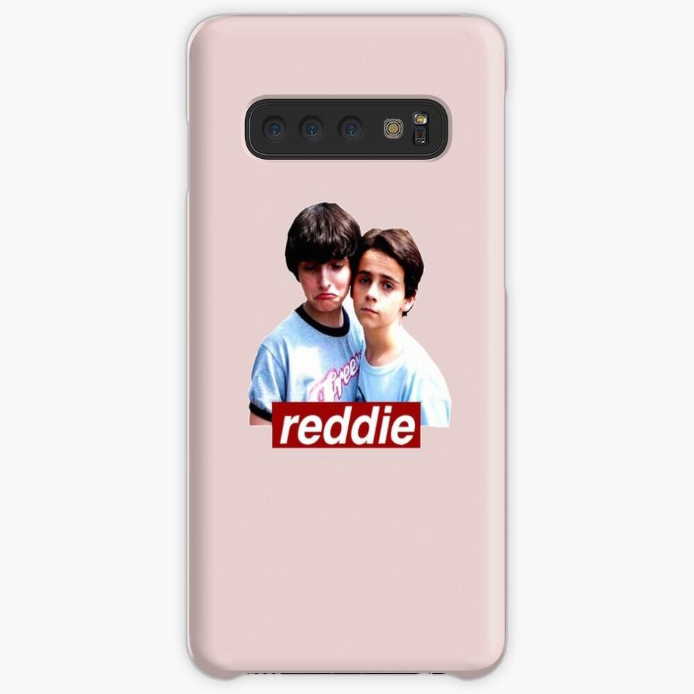 Reddie ♡ Hülle & Klebefolie für Samsung Galaxy