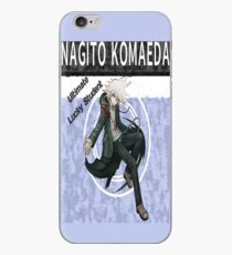 Nagito Komaeda: The Ultimate Lucky Student iPhone Case