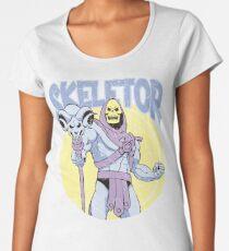 Skeletor Women's Premium T-Shirt