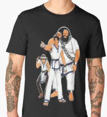 the king of fighters Men's Premium T-Shirt
