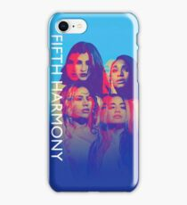 Fifth Harmony Official PSA World Tour Merch #2 iPhone Case/Skin