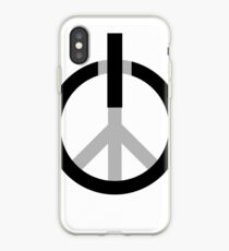 Peace Power: Press ON! iPhone Case