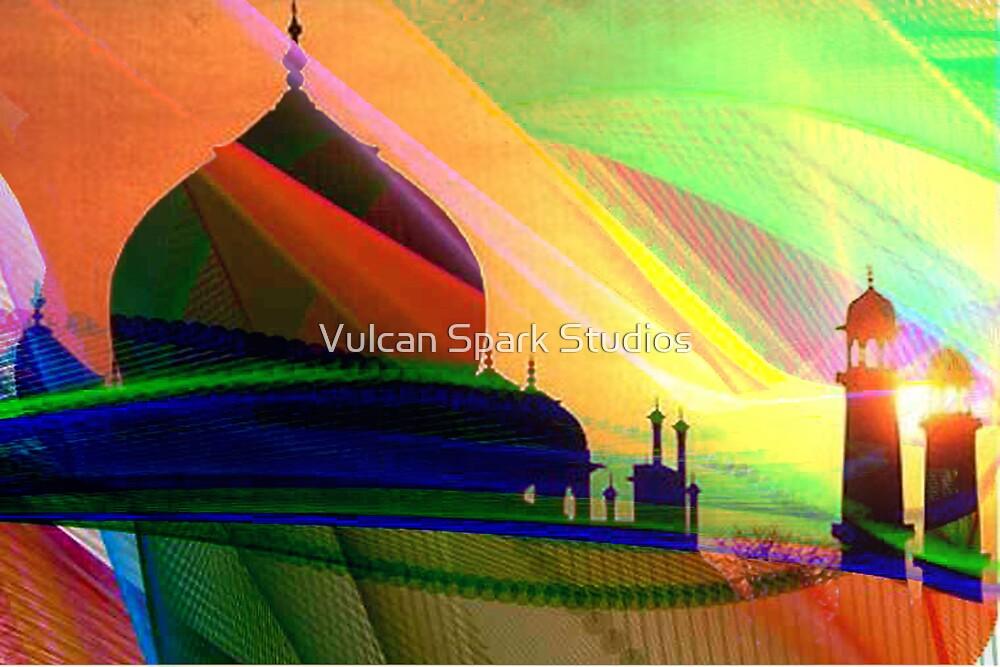 Majestic Taj by Vulcan Spark Studios