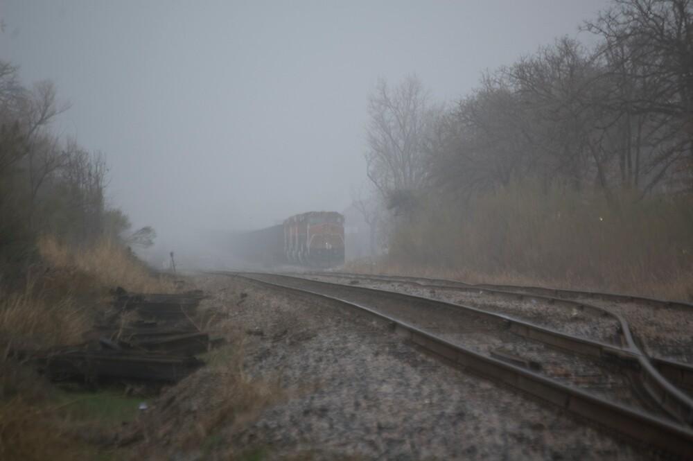 Train by Doug Ballou
