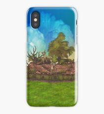 Precious Baby Deer Forest iPhone Case/Skin
