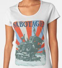 SABOTAGE!  Women's Premium T-Shirt