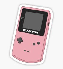 blackpink gameboy Sticker