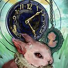 Bunny of Time by MousMuse