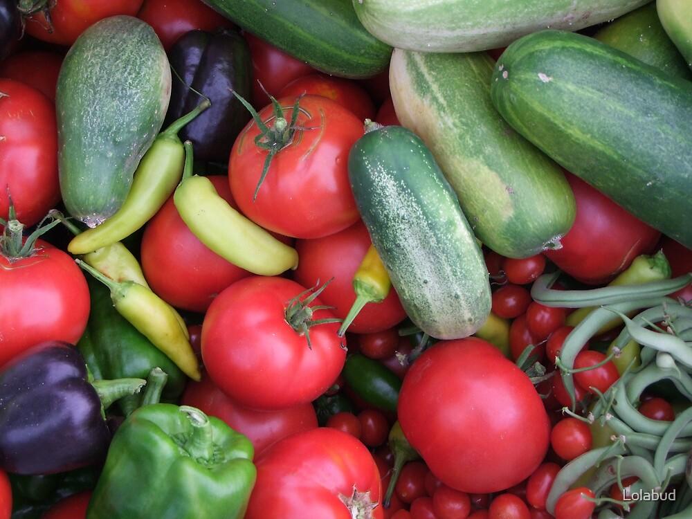 Summer Harvest by Lolabud