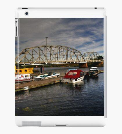 KENORA (KEEWATIN) HARBOUR iPad Case/Skin