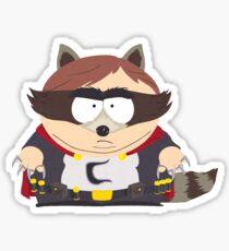 The Coon - Cartman (South Park) Sticker