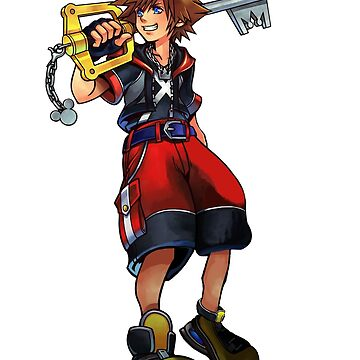 Sora Re-Finish by Sorage55