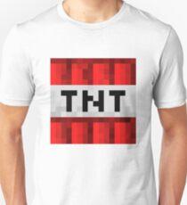 TNT Minecraft T-Shirt