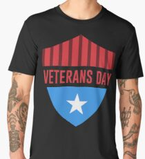 Veterans Day Commemorative Design Men's Premium T-Shirt