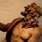 Bernini's Neptune and Triton by ioandavies