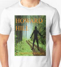 Howard Hill e-book cover Unisex T-Shirt