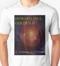 Howard Hill: Golden H e-book cover Unisex T-Shirt