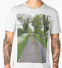 The Road to the Wood Men's Premium T-Shirt
