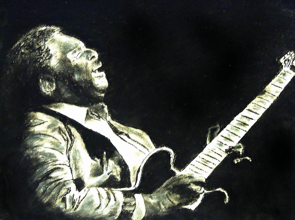 BB King  by Enos