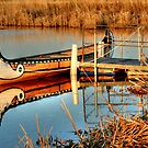 MOORED!!! by Larry Trupp