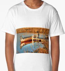 MOORED!!! Long T-Shirt