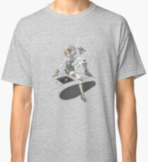 Mechanic Girl Classic T-Shirt