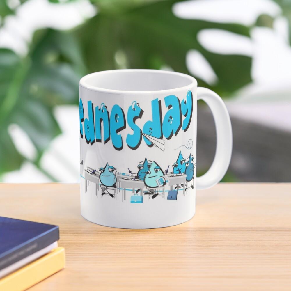 Days of the week - Wednesday Mug