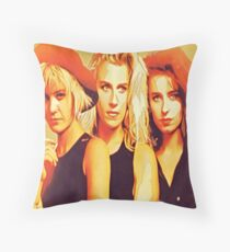 More Than Physical 2 Throw Pillow