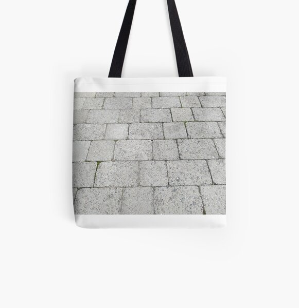 Tiles in europe All Over Print Tote Bag