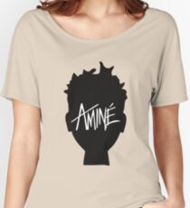 amine Women's Relaxed Fit T-Shirt