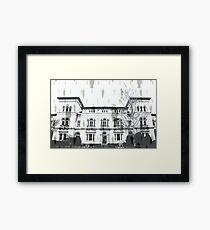 Mayday Magritte Framed Print