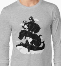 Best Pirates Long Sleeve T-Shirt