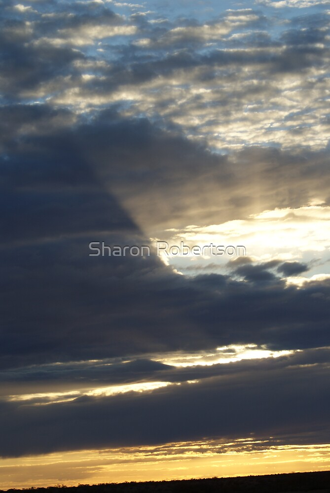 Light from Heaven by Sharon Robertson