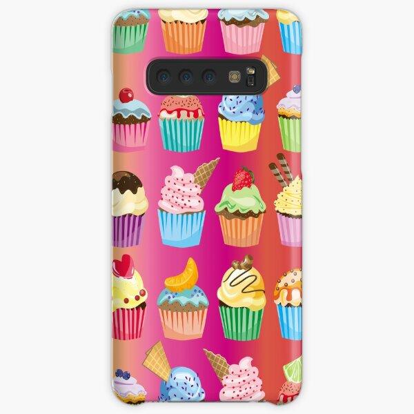 Cupcakes Galore Delicious Yummy Sugary Sweet Baked Treats Samsung Galaxy Snap Case