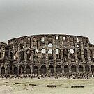 Colosseum by Kurt  Tutschek